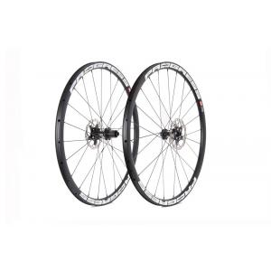 Par Ruedas PROGRESS Phantom Disc Compatible Shimano Negro/Blanco