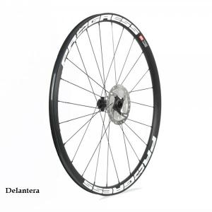 Rueda PROGRESS Phantom Disc Negro/Blanco