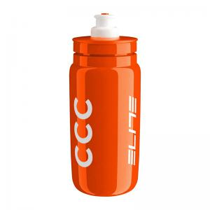 Bidón ELITE Fly Team CCC 550 ml