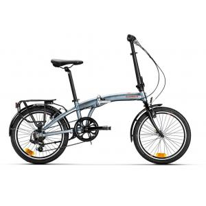 Bicicleta Plegable CONOR Denver Gris