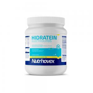 Sales Minerales NUTRINOVEX Hidrateín Limón 600grs
