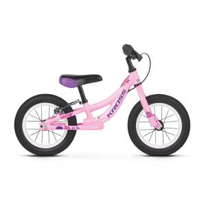Bicicleta Infantil Sin Pedales KROSS Kido Rosa/Violeta
