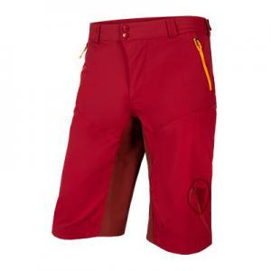 Pantalón corto ENDURA Short MT500 Spray Rojo