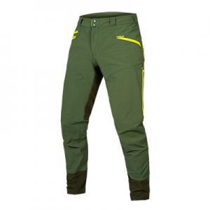 Pantalón Largo ENDURA SingleTrack II Verde