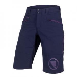 Pantalón corto ENDURA Short Singletrack II Azul Marino
