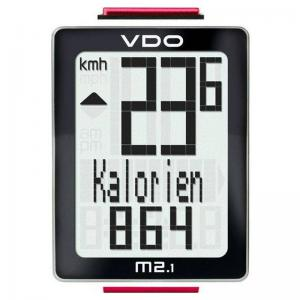 Ciclocomputador VDO M2.1 WR