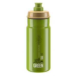 Bidón ELITE Jet Green Verde 550ml