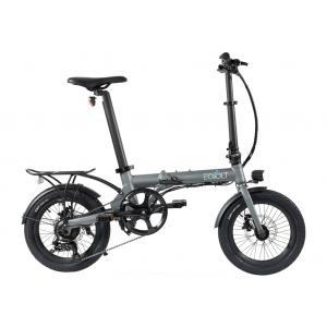 Bicicleta Plegable EOVOLT City 4 Speed Gris