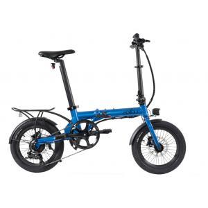 Bicicleta Plegable EOVOLT City 4 Speed Azul