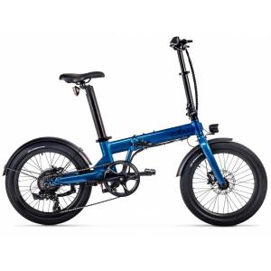 Bicicleta Plegable EOVOLT Confort Azul