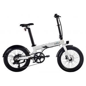 Bicicleta Plegable EOVOLT Confort Blanca