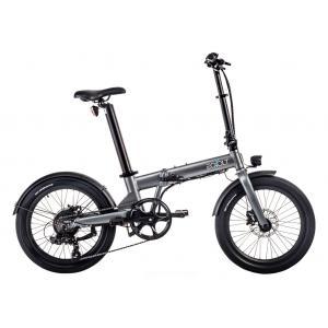 Bicicleta Plegable EOVOLT Confort Gris