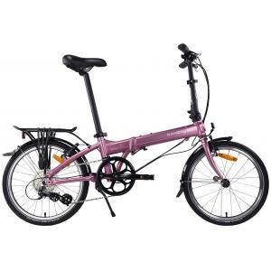 Bicicleta Plegable DAHON Mariner D8 Rosa