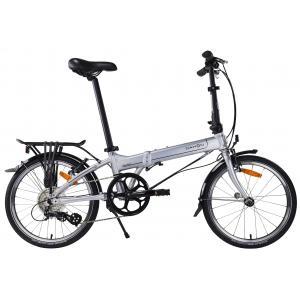 Bicicleta Plegable DAHON Mariner D8 Gris
