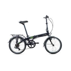 Bicicleta Plegable DAHON Vybe D7 Negra