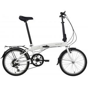 Bicicleta Plegable DAHON Suv D6 Blanca
