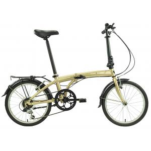 Bicicleta Plegable DAHON Suv D6 Oro