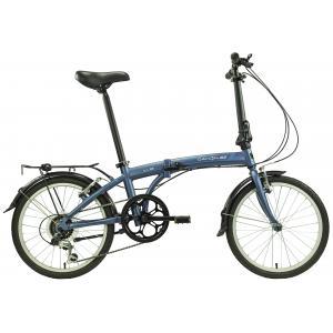 Bicicleta Plegable DAHON Suv D6 Azul