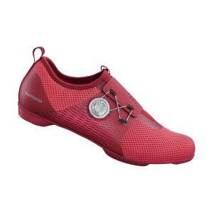 Zapatillas Indoor SHIMANO IC500 Lady Rojo