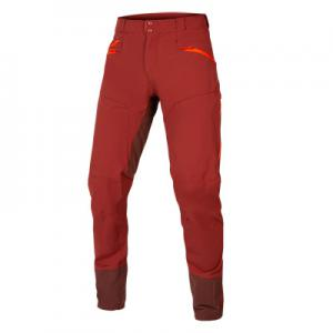 Pantalón Largo ENDURA SingleTrack II Rojo