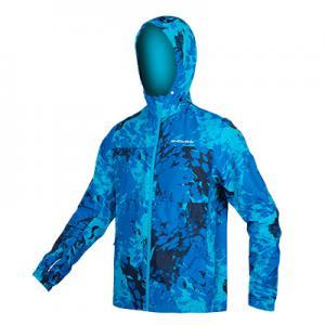 Chaqueta Impermeable ENDURA Hummvee WP Shell Azul