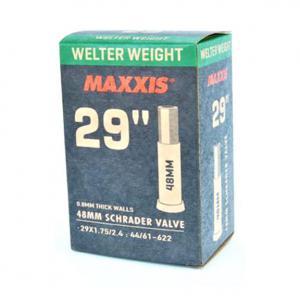 Cámara MAXXIS Welter Weight 29x1.75/2.4 Schrader 48mm