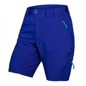 Pantalón Corto ENDURA Hummvee Short II Mujer Azul