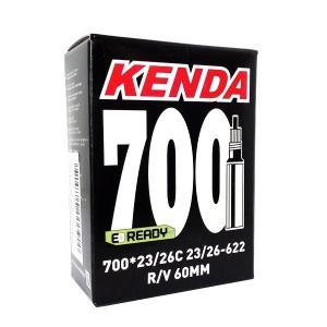 Cámara KENDA 700 x 18-23 Válvula 60 mm