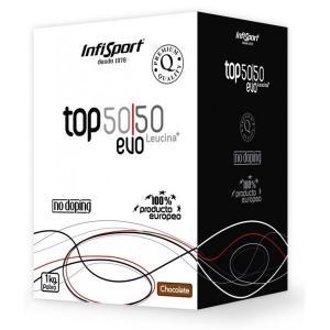 Batido Protéico Top 50/50 secuencial Infisport Chocolate