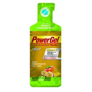 Gel Powerbar C2 Max Carb Mango-Passionfruit Guarana-Cafeína