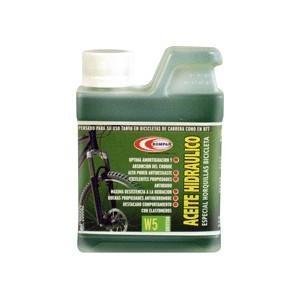 Aceite Hidráulico Sintético BOMPAR Horquillas W5