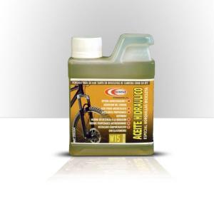 Aceite Hidráulico Sintético BOMPAR Horquillas W15