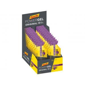 Pack 24 Geles POWERBAR Powergel Grosella/Cafeína
