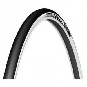 Cubierta Carretera 700x23 Michelin Pro4 Blanco/Negro