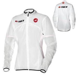 Impermeable Sidi Shell Blanco