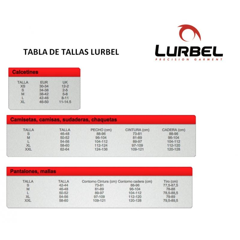 Lurbel Calcetin Tour Talla M 39-42