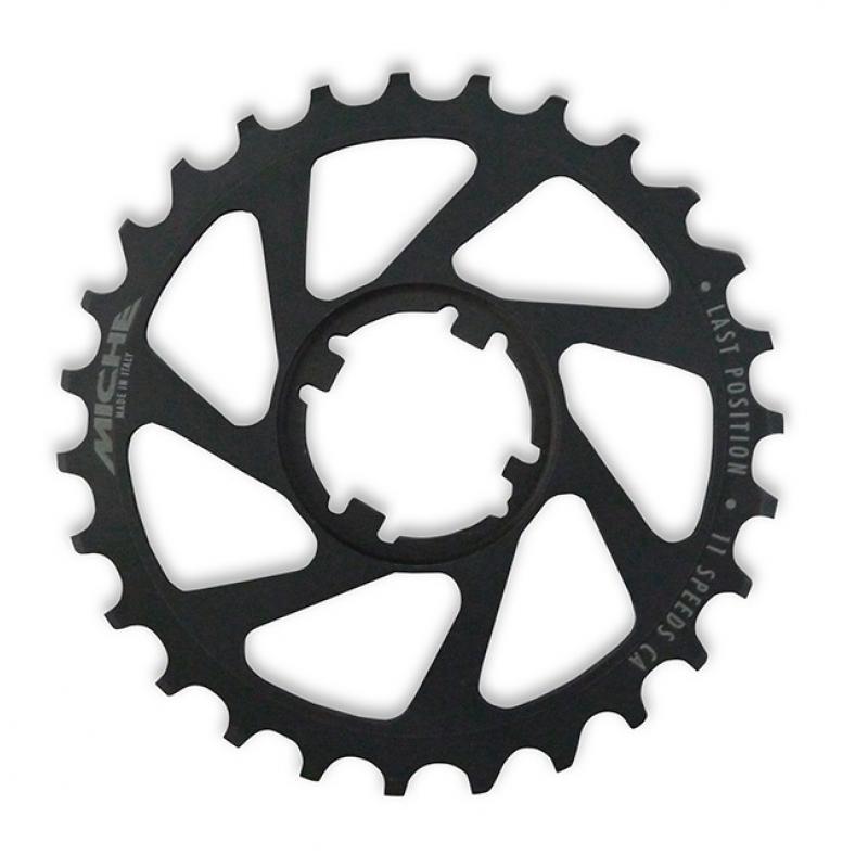 Miche ch110bc000000/Campagnolo Cadenas para Bicicleta 11/velocidades Gris